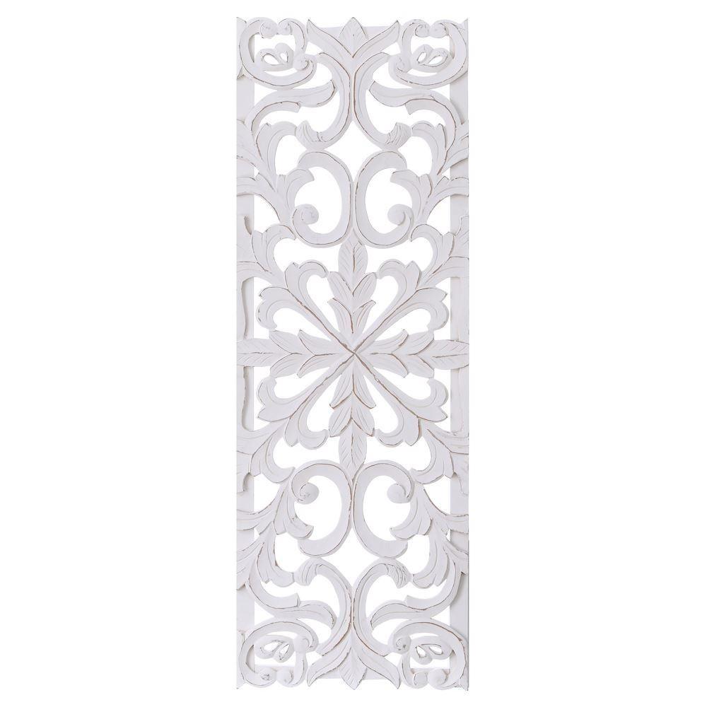 Mural Talla Triptico Blanco sin marco 180x180 - Te Imaginas...