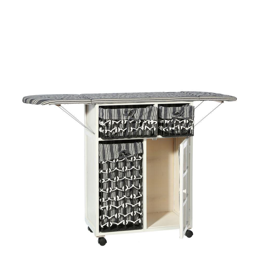 Mueble planchador con ruedas te imaginas for Mueble con ruedas para cocina