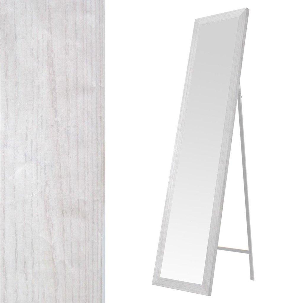 Espejo vestidor con pi blanco portes gratis te imaginas for Espejo pie blanco