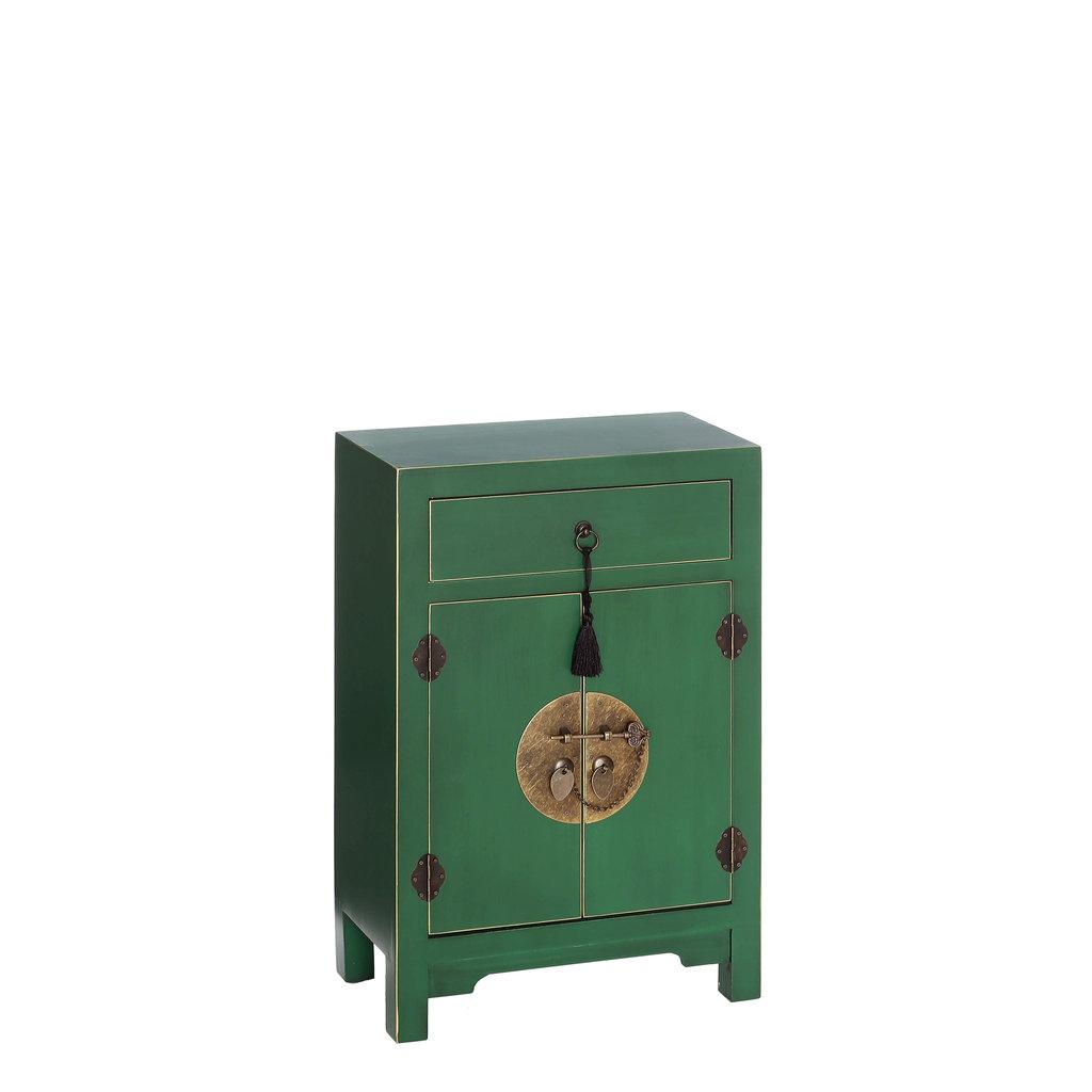 Artesanato Com Garrafa Pet Na Educação Infantil ~ Mueble Oriental Verde 1 Cajón  Te Imaginas