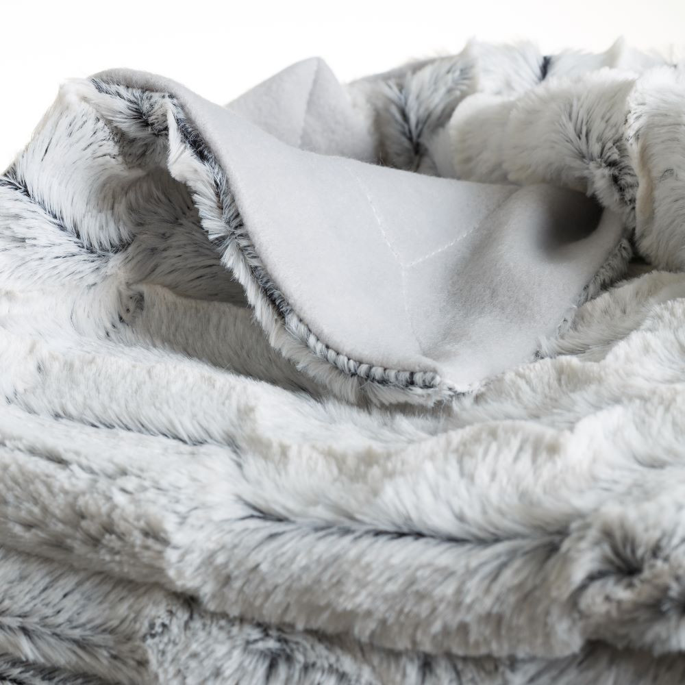 Mantas de pelo para sofa elegant kit protetor para sof - Mantas sofa primark ...