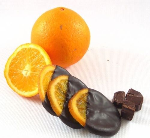 Café Naranja Chocolate
