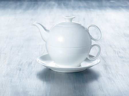 Tea for One Porcelana Bon China
