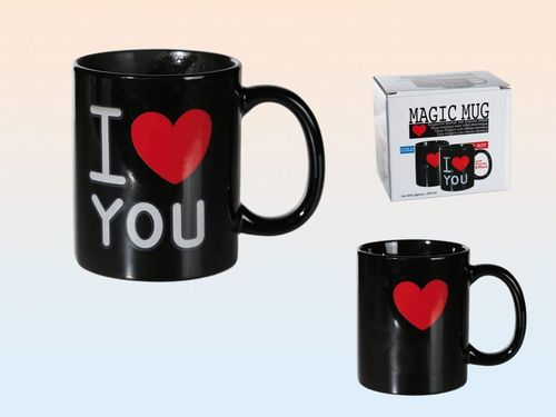 Taza Mágica I Love You