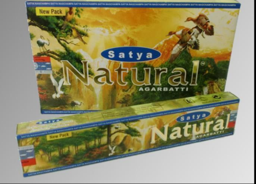 Incienso Natural Nag Champa Varillas